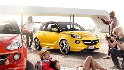 Opel Adam 2013 Wallpaper