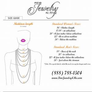 Jewelry Size Guide