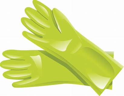 Clipart Gloves Gardening Garden Clip Clipground Glove