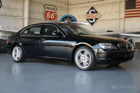 2006 Bmw 7 Series 760li Addison, Texas
