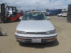 1992 Honda Accord Ex Used 2 2l I4 16v Manual Coupe No