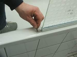 Pare Douche Pour Baignoire : poser un pare douche sur une baignoire galerie photos d ~ Premium-room.com Idées de Décoration