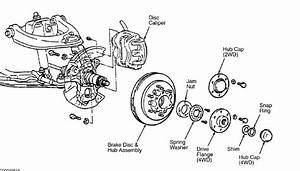 How Do I Replace The Rotors On A 2001 Montero Sport Ls 4x4