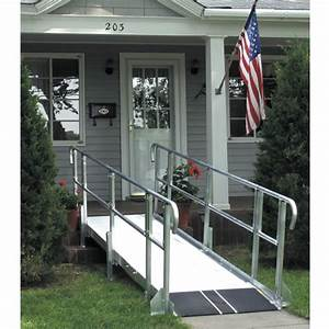 Commercial Modular Ramps For Scooters And Power Chairs