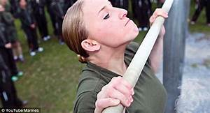 U.S. Marines WEAKEN fitness requirement for women, won't ...