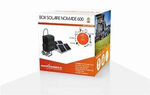 Kit Panneau Solaire Autoconsommation : chargeur solaire batterie et panneau solaire 40w ~ Premium-room.com Idées de Décoration