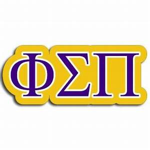 64 best images about phi sigma pi on pinterest sorority With phi sigma sigma letters