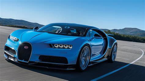 В России купили первый Bugatti Chiron за 220 миллионов