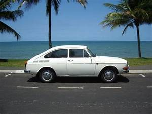 1970 Volkswagen 1600 Type 3 Tle Fastback