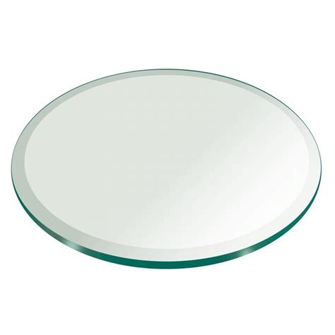 Glass Table Top 54 Inch Round 12 Inch Thick Tempered