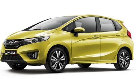Gambar Mobil Honda Jazz by Daftar Harga Honda All New Jazz Rs Mt 2016 Terbaru