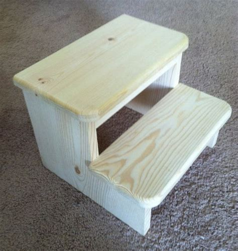 build  step stool   child woodworking