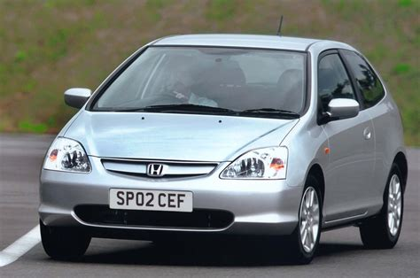 2000 Honda Civic Ex Review by Honda Civic Hatchback Review 2000 2005 Parkers