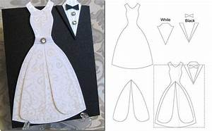 How to make cute wedding dress template step by step diy for How to make a wedding dress