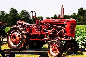 Second Tractor I Likely Drove  A1940 U0026 39 S Farmall Super  U0026quot A