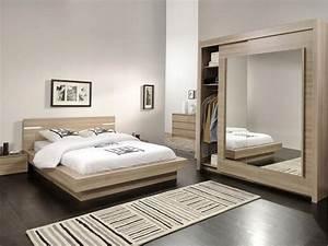 Deco Chambre Moderne : modele chambre a coucher ~ Melissatoandfro.com Idées de Décoration
