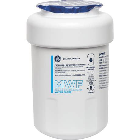 ge mwf mwfp refrigerator water filter