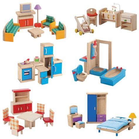 plan toys dollhouse furniture sale wooden dollhouse furniture