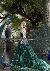 Hera (Juno) Greek Goddess - Art Picture by NeneThomas ...