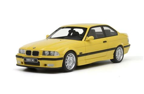 bmw   yellow   otto denkit hobbies