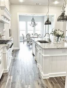 best 25 white kitchen cabinets ideas on pinterest With kitchen colors with white cabinets with driftwood heart wall art