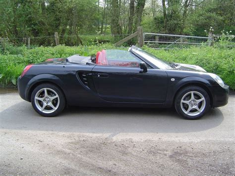 Toyota Mr2 Roadster Review (2000  2006) Parkers