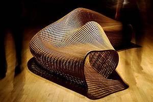 Matthias Pliessnig Steam Bends Strips of Wood into