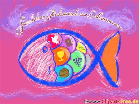 fisch kommunion vorlage glueckwunschkarte glueckwuensche