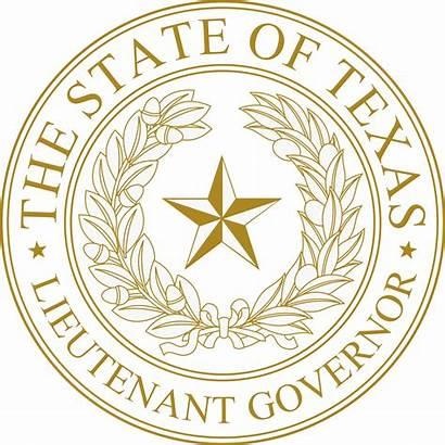Governor Texas Seal State Lieutenant Lt Svg