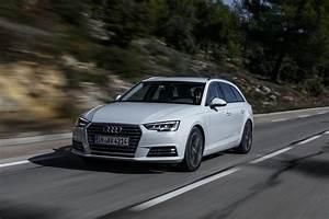 Audi A4 Break Occasion : essai audi a4 avant 2015 notre avis sur le nouveau break a4 l 39 argus ~ Gottalentnigeria.com Avis de Voitures