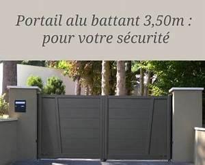 Portail 3 50m : blog brico d co ~ Premium-room.com Idées de Décoration