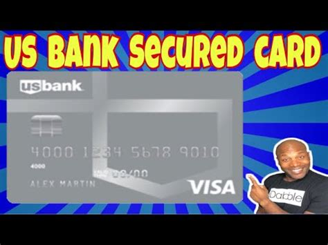 Bank secured visa card is aimed at those looking to establish or build credit. US Bank Secured Credit Card - YouTube