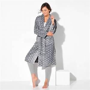 Robe De Chambre Ado Fille : peignoir et robe de chambre grande taille notre top 10 ~ Teatrodelosmanantiales.com Idées de Décoration