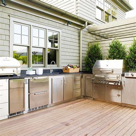 benefits   divine outdoor kitchen   home