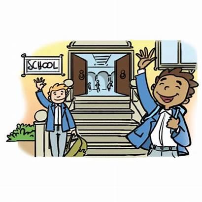 Finish Clipart Daily Routine Cliparts Scuola Finita