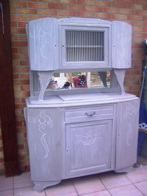 peinture meuble cuisine chene buffet stéphanie et éléonore déco