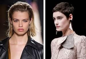 Coupe De Cheveux Femme Tendance 2019 : coupe courte femme hiver 2019 ~ Melissatoandfro.com Idées de Décoration