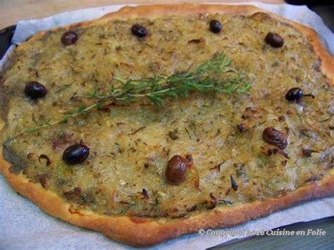 cuisine nicoise recettes recettes de et pissaladière