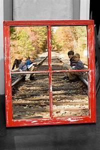 Fenster Als Fotorahmen Kreative Weiterverwendung In 2019