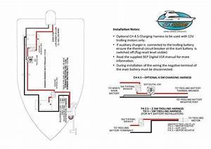 Wiring Diagram For Minn Kota Talon