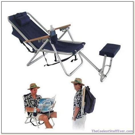 beach chair with canopy and footrest chairs home