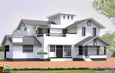 6 Best Kerala House Design - HouseDesignsme - House Designs