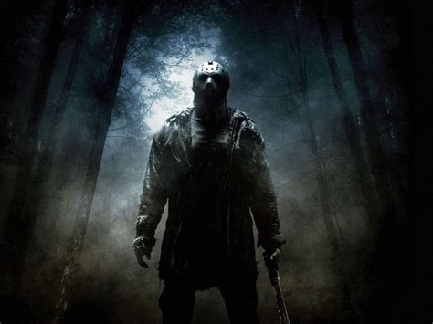 Background Jason by Friday The 13th Jason Voorhees Wallpapers Hd