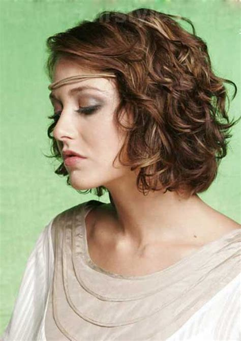 20 New Short Curly Hair Styles Short Hairstyles 2018