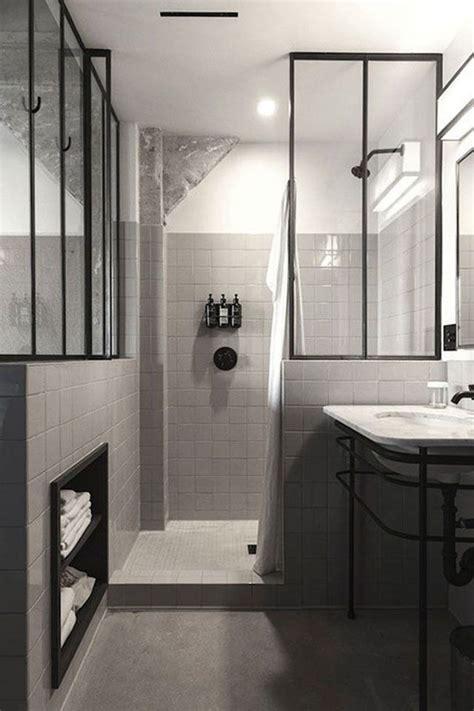 Gain de place : petite salle de bain sur Pinterest - Côté ...