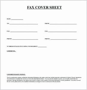 11downloadable fax cover sheet salary format With blank fax cover letter template