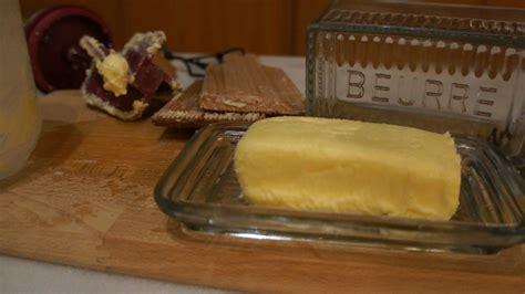 comment faire du beurre maison tr 232 s facilement 2 recettes astuces