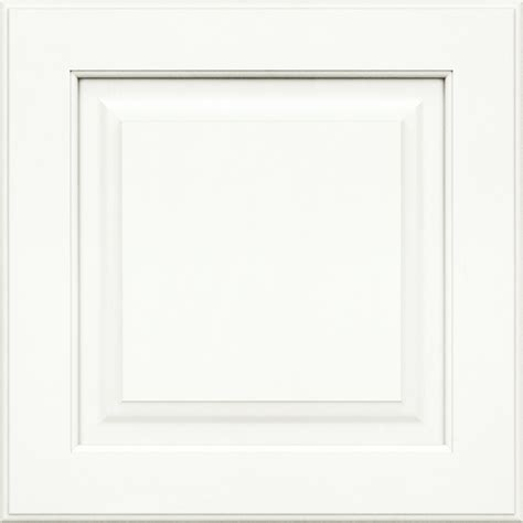 Faircrest Cabinets Aspen White by Shop Kraftmaid Montclair Maple Dove White 15 In X 15 In