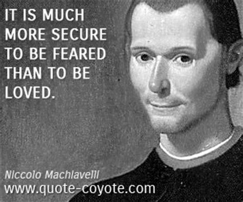 Best Machiavelli Quotes Quotesgram