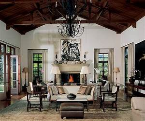 new home interior design spanish revival With spanish home interior design 2